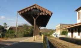 Anta - Estação ferroviária, Por Antonio Vitorino de Souza